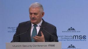 Başbakan Yıldırım: Avrupa'nın güvenliğini biz sağlıyoruz
