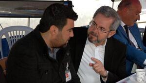 AK Parti Adana milletvekilleri şehit ailesini yalnız bırakmadı