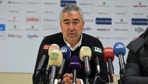 Demir Grup Sivasspor - Osmanlıspor maçının ardından
