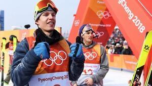 Kış Olimpiyatlarında bir ilk