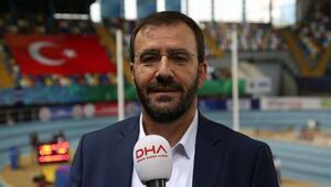 (Özel) Türkiye Atletizm Federasyonu Başkanı Çintimar: Ülkemizi temsil eden herkes bizimdir ve bizim olmaya devam edecek