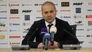 Gazişehir Gaziantep - İstanbulspor maçının ardından
