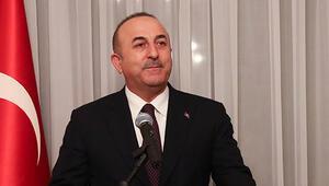 Dışişleri Bakanı Çavuşoğlundan Arap Birliği Genel Sekreterine tepki