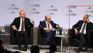 Bakandan Arap Birliği Genel Sekreterine Afrin tepkisi...