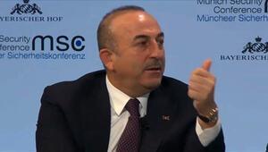 Bakandan Arap Birliği Genel Sekreterine Afrin tepkisi
