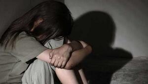 Altına kaçıran küçük kıza akıl almaz işkence