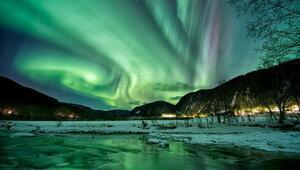 Kuzey ışıklarının nasıl oluşuyor