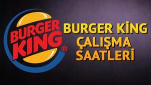 Burger King çalışma saatleri 2020– Burger King saat kaçta kapanıyor/açılıyor