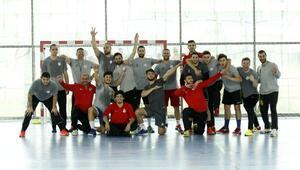 Antalyasporda galibiyet mutluluğu