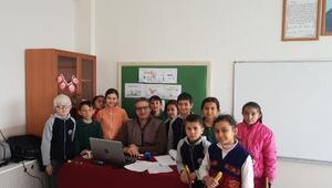 Orhanelide öğrencilere sağlık taraması