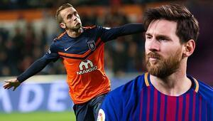 4 büyükleri deviren Visca, Avrupayı salladı Lionel Messi...