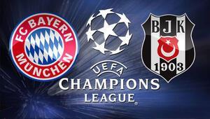 Bayern Münih Beşiktaş maçı maçı hangi kanalda saat kaçta canlı izlenecek İşte maçın muhtemel 11leri