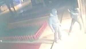 Bağdat Caddesindeki çifte soygun kamerada