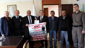 Akyurt'lu muhtarlardan Afrin'deki Mehmetçiğe destek kampanyası