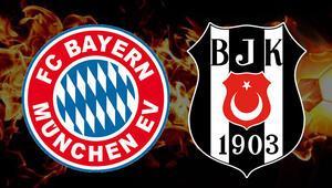 Beşiktaşın yıldızlarına Münihte yakın markaj Bayernin zayıf halkası... Maç öncesi son gelişmeler...