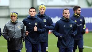 Fenerbahçe, Beşiktaş maçına hazırlanıyor