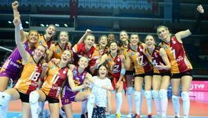 Galatasaray, Rus ekibini rahat geçti