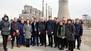Termik santrallerin zararını yerinde gözlemlediler