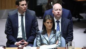 ABD temsilcisi ve Abbas arasında söz düellosu