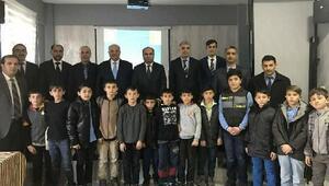 Gölovada Futbol okulu projesi uygulanmaya başladı