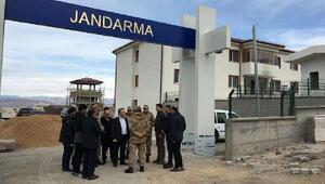 Akıncılar Jandarma binası Mayısta teslim