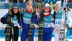 2018 PyeongChang Kış Olimpiyatlarında Norveç rüzgarı