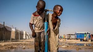 Önce savaş sonra difteri vurdu: 62 çocuk hayatını kaybetti