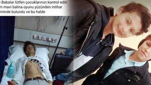 Mavi Balinada ölüm zinciri 40ta elini kes, 50de intihar et emri