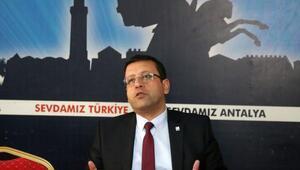CHPli Kumbuldan, Akdeniz Kent Parkı ihalesi eleştirisi