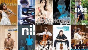 Türkiye'nin yeni klasik müzik yıldızları
