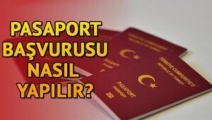 Pasaport başvurusu nasıl yapılır Pasaport için gerekli evraklar