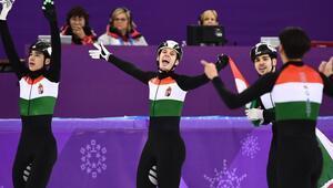 Macaristan, Kış Olimpiyatlarındaki ilk altın madalyasını aldı