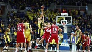 Fenerbahçe Doğuş - EA7 Olimpia Milano: 89 - 70