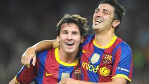 Ne Neymar ne de Messi Zirveye David Villa damgası...