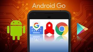 Android Go telefonlar ne zaman tanıtılıyor