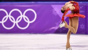 Alina Zagitova, 15 yaşında altın madalyanın sahibi oldu