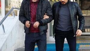 İstanbuldan getirdiği esrarı Kırıkkalede satarken yakalandı
