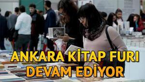 Ankara Kitap Fuarı   12. Ankara Kitap Fuarı devam ediyor