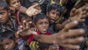UNICEF: Kasırga mevsimi yaklaşıyor, 720 bin Arakanlı çocuk risk altında
