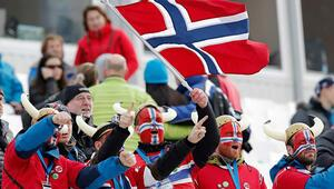 Kış Olimpiyatlarında Norveç zirvedeki yerini korudu