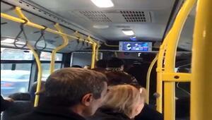 EGO şoförü yolcuları esir aldı
