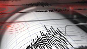 Son dakika: İzmirde deprem