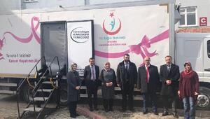 Kırşehir'de kanser taramaları devam ediyor
