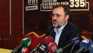 İHH Genel Sekreteri Yavuz Dede : Rejim, Doğu Gutada hastaneleri ve yetimhaneleri özellikle vuruyor