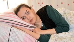 Mide küçültme ameliyatı sonrası yüzde 99 engelli olan Melek, yaşamını yitirdi