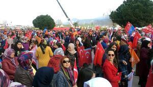 Erdoğan: Bizim kanımızda sivilleri vurmak yok ama sizin kanınızda var (3)