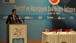 Bakan Zeybekci: Sıkıntımız enflasyonla mücadele