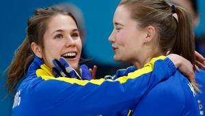 Curling finalinde altın madalya İsveçin