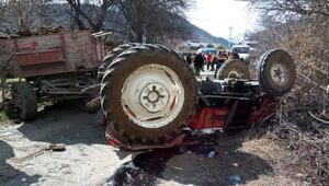 Sultandağında kaza: 1 ölü