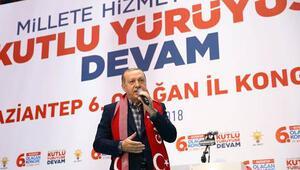Erdoğan: Eski stadın yerine yapacağız, kimse engelleyemez